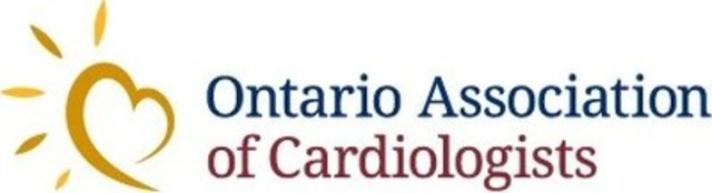 Ontario Association of Cardiologists (CNW Group/Ontario Association of Cardiologists)