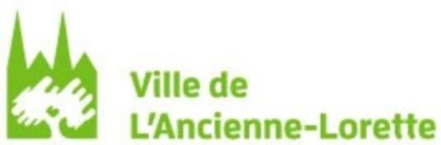 Logo : Ville de L'Ancienne-Lorette (Groupe CNW/PG Solutions.com)