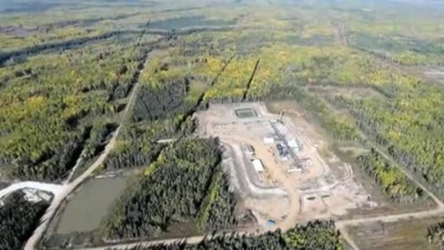 Video: Video of Nsolv's pilot plant in Fort McKay, Alberta, which began operations three years ago in January 2014. The pilot has produced more than 125,000 barrels of oil. Please credit Nsolv for video.