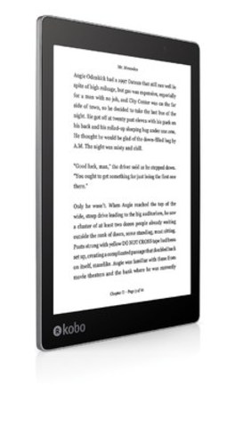 Kobo Aura ONE (CNW Group/Kobo Inc.)