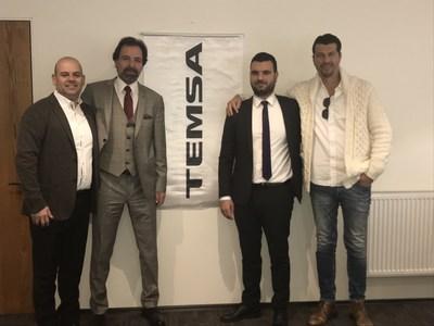 تواصل TEMSA توسعها العالمي مع إسرائيل تحت اسم مجموعة Dalhom لتصبح موزعها الجديد في إسرائيل