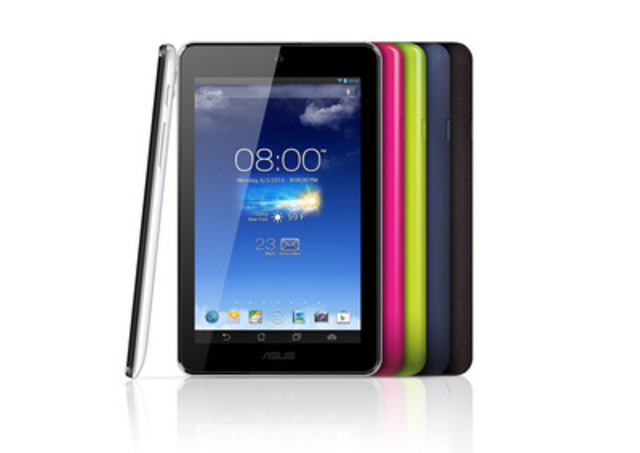 The new ASUS MeMO Pad HD 7 tablet features Android 4.2 Jelly Bean, a Quad-Core processor, high-definition display and SonicMaster audio. (CNW Group/Asus)