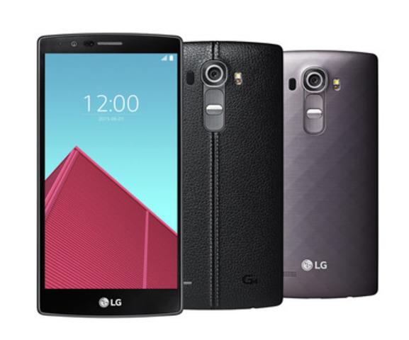 Lancement du LG G4 au Canada le 19 juin (Groupe CNW/LG Electronics Canada)