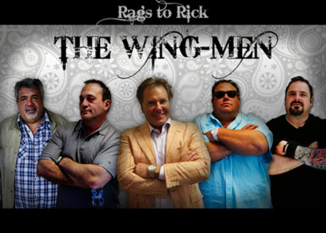 Press Release 5: The Wingmen (CNW Group/Passionplay Media)