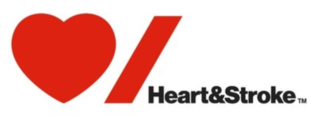 New logo: Heart and Stroke Foundation (CNW Group/Heart and Stroke Foundation)