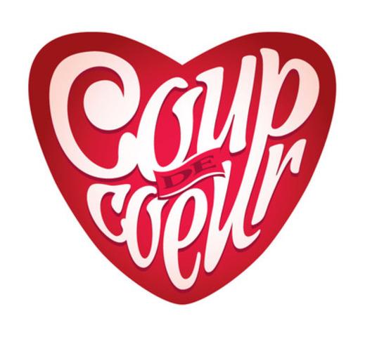 Logo de la campagne Février mois Coup de coeur dans les bibliothèques publiques du Québec (Groupe CNW/Bibliothèques publiques du Québec)