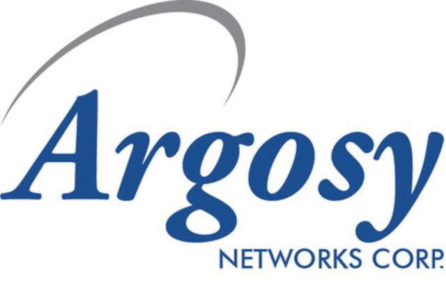Argosy Networks Corp. - SECURING YOUR CRITICAL DATA (CNW Group/Argosy Networks Corp.)