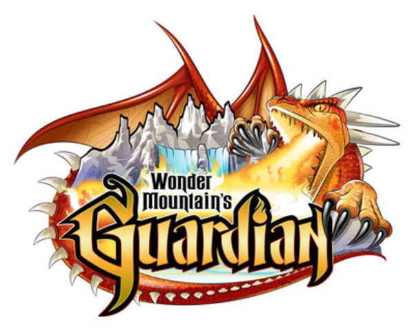 Canada's Wonderland unveils Wonder Mountain's Guardian this Saturday, May 24, 2014. (CNW Group/Canada's Wonderland Company)