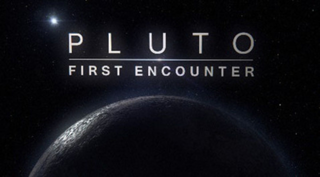 PLUTO: FIRST ENCOUNTER: All-new special from inside the NASA-led mission to Pluto, July 15 on Discovery. (CNW Group/Bell Media) (CNW Group/Discovery)