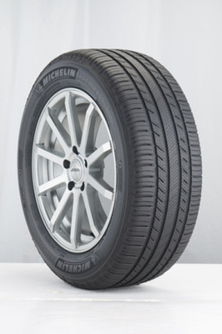 Pneu Premier(MD) LTX(MD) de MICHELIN(MC) (Groupe CNW/Michelin Canada)