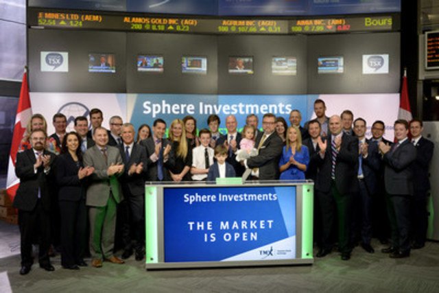Lewis Bateman, Founder and CEO, Sphere Investments, joined Nick Thadaney, President and CEO, Global Equity ...