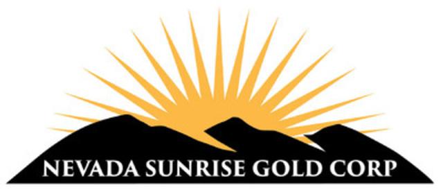 Nevada Sunrise Gold Corporation logo (CNW Group/Nevada Sunrise Gold Corporation) (CNW Group/Nevada Sunrise Gold Corporation)