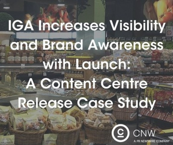 A Content Centre Release Case Study (CNW Group/CNW Group Ltd.)