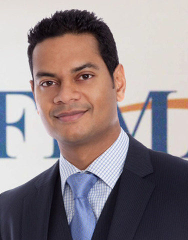 Craig D'Souza, Senior Director of Corporate Investigations (CNW Group/AFIMAC Canada Inc.)