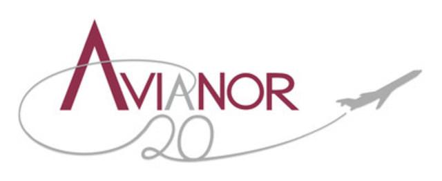 Logo : Avianor inc. (Groupe CNW/Avianor inc.)
