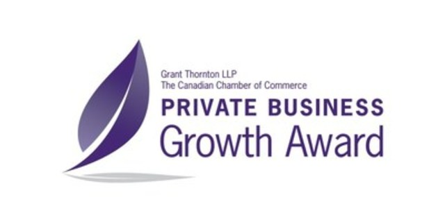 Private Business Growth Award (CNW Group/Private Business Growth Award)