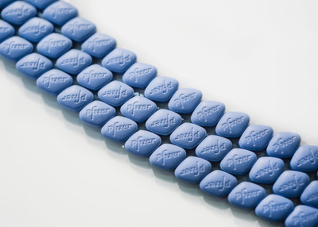Pfizer Canada is announcing that effective immediately it has reduced the price of VIAGRA across the country. (CNW Group/Pfizer Canada Inc.)