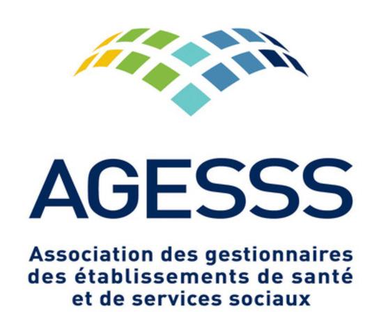 Association des gestionnaires des établissements de santé et de services sociaux (AGESSS) (Groupe CNW/Association des gestionnaires des établissements de santé et de services sociaux (AGESSS))