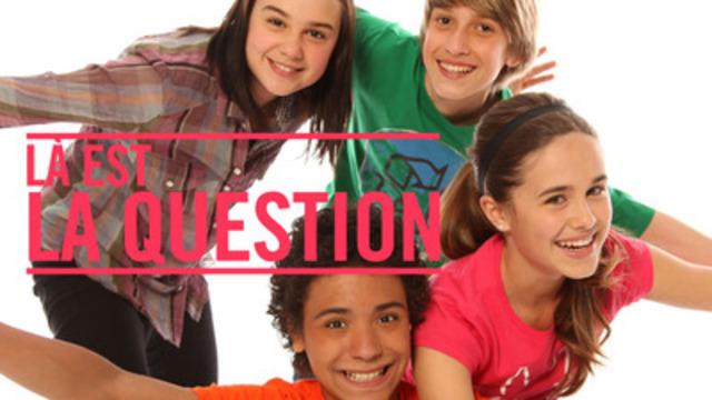 LÀ EST LA QUESTION! (Groupe CNW/Groupe Media TFO)