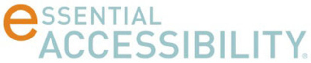 eSSENTIAL Accessibility (CNW Group/eSSENTIAL Accessibility)