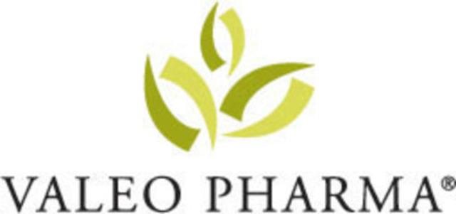 Valeo Pharma  (CNW Group/Valeo Pharma)