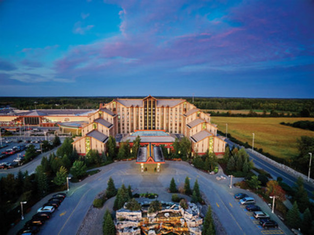 Casino Rama Resort, A Canadian Success Story 20 Years in the Making (CNW Group/Casino Rama Resort)