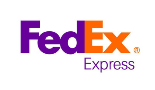 FedEx Express Canada logo (CNW Group/Safe Kids Canada)