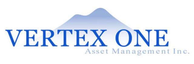 Vertex One Asset Management Inc. (CNW Group/Vertex One Asset Management Inc.)