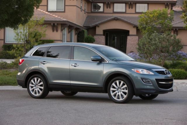 Mazda CX-9 2012 (Groupe CNW/Mazda du Canada Inc.)