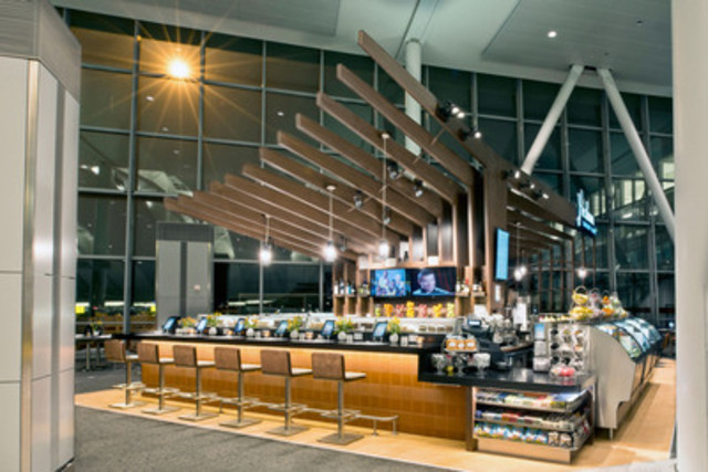 Heirloom Bakery Café (CNW Group/Toronto Pearson)