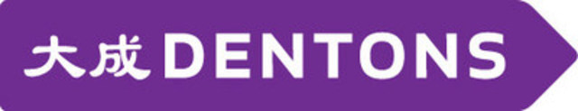 Dentons logo (CNW Group/Dentons Canada LLP)