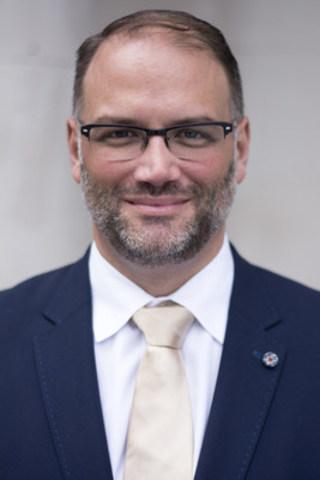 Christian Levesque nommé président du comité canadien (Groupe CNW/LEVESQUE Stratégies & Affaires publiques)
