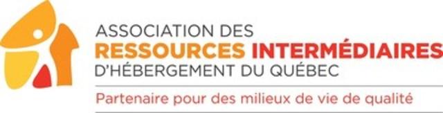 Logo : ARIHQ (Groupe CNW/Association des ressources intermédiaires d'hébergement du Québec)