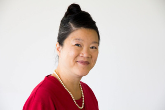 Jamie Leong-Huxley MBA, ARP, FSCRP, CAAP - Calgary, AB (Groupe CNW/Canadian Public Relations Society)