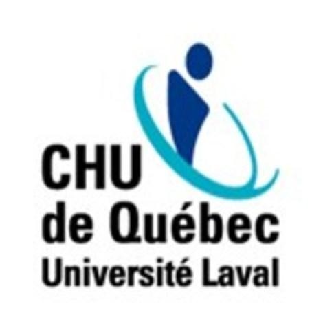 Logo : CHU de Québec-Université Laval (Groupe CNW/CHU de Québec - Université Laval)
