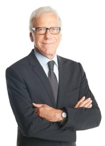 Pierre Bruneau prête sa voix au Tour du Silence (Groupe CNW/Société de l'assurance automobile du Québec)