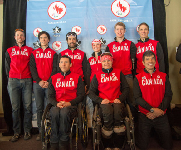 Canada will send a high-powered group of cross-country skiers and biathletes to the Sochi start line with a focus on contributing to the nation's medal count at the 2014 Paralympic Winter Games, Cross Country Canada and the Canadian Paralympic Committee announced on Tuesday. (CNW Group/Canadian Paralympic Committee (CPC))