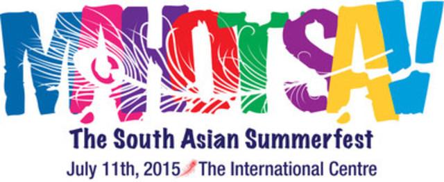 MAHOTSAV, The South Asian SummerFest (CNW Group/Maple Diversity Communications)