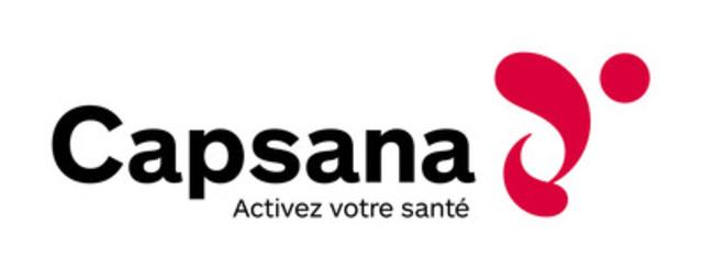 Le nouveau logo de Capsana (Groupe CNW/Capsana)