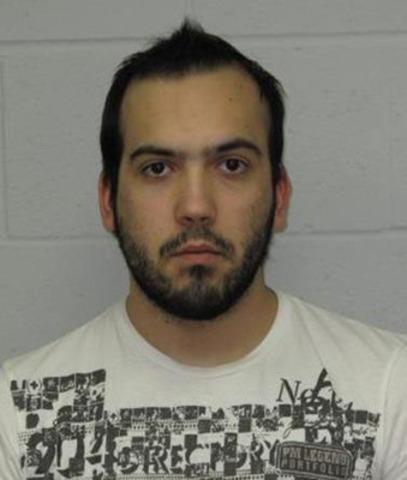 Patrick Dumais, suspect arrêté. (Groupe CNW/Sûreté du Québec)