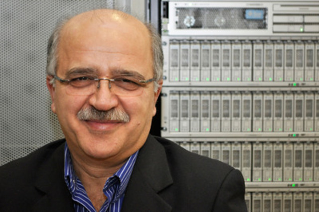 Computer science veteran Dr. Ali Ghorbani's new company Ara Labs Security Solutions patented technology scans the Internet to detect, alert and mediate malware and botnet activity for private networks and Internet Service Providers. (CNW Group/New Brunswick Innovation Foundation)