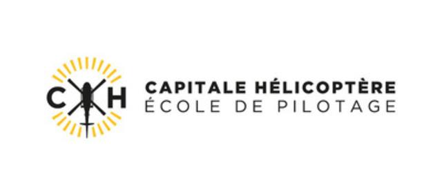École de pilotage Capitale Hélicoptère. (Groupe CNW/École de pilotage Capitale Hélicoptère)