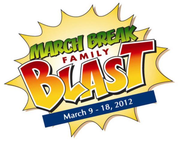 March Break Family Blast. (CNW Group/Delta Chelsea Hotel)