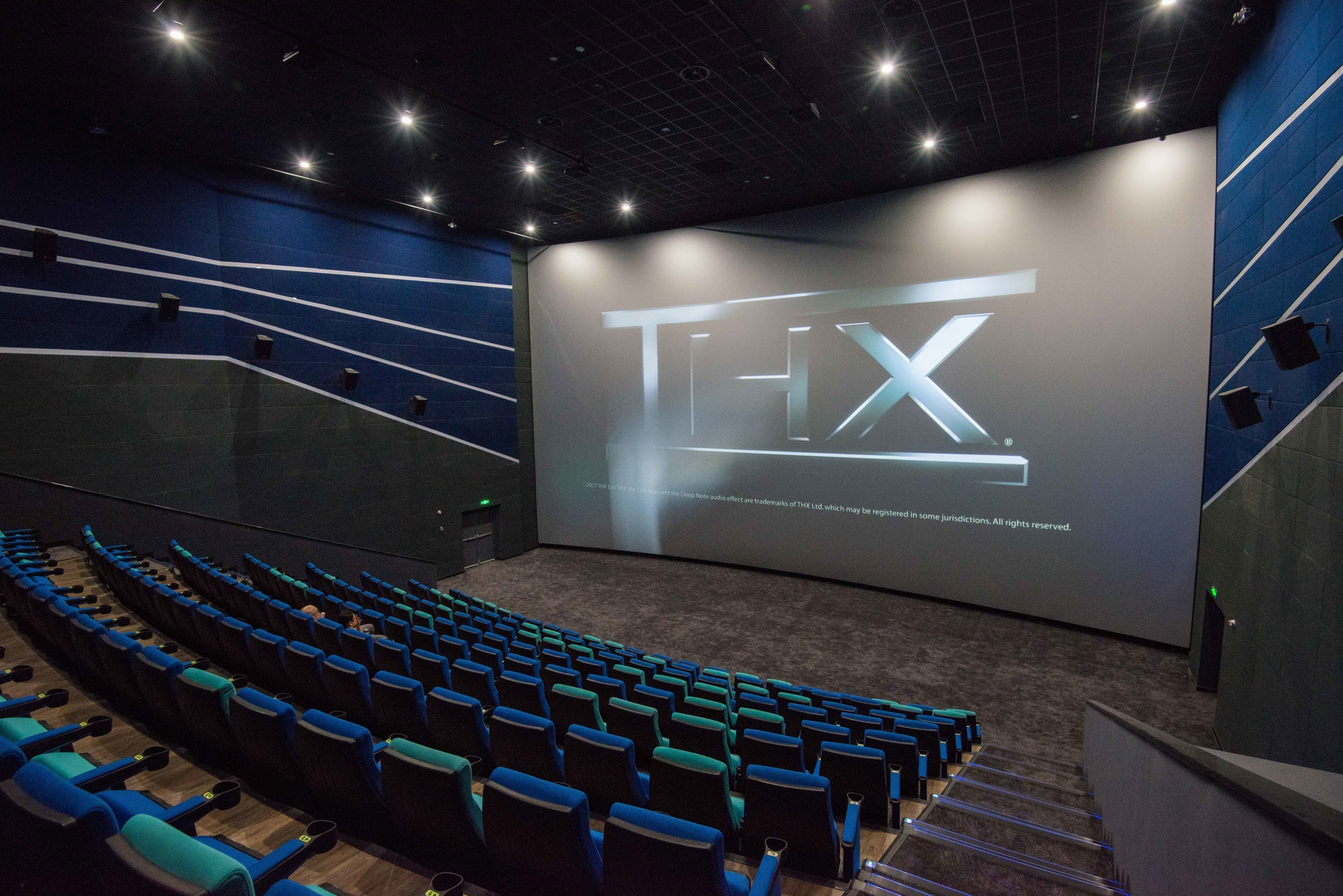 THX and China Film to roll out 400 screens with joint cinema experience