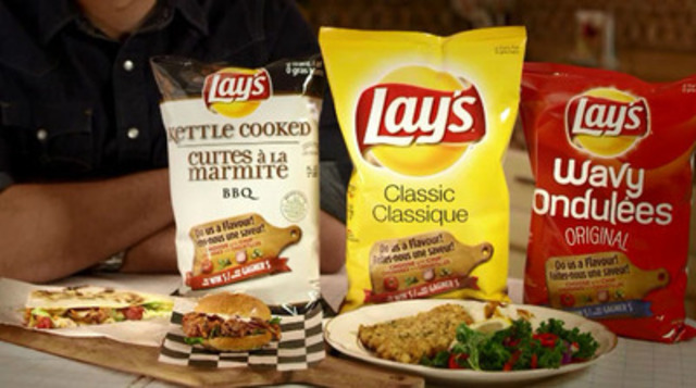 Video: Lay's Canada and food explorer James Cunningham inspire Canadians to Do Us a Flavour