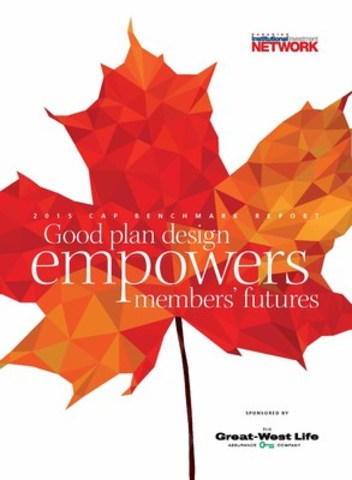 The 2015 CAP Benchmark Report offers analysis and insights for employers. (CNW Group/Great-West Life Assurance Company)