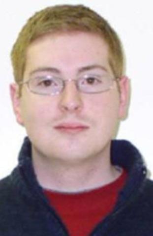 Alexandre Hoffarth, 27 ans, de Gatineau (Groupe CNW/Sûreté du Québec)