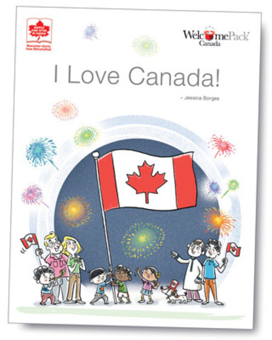 WelcomePack Canada Celebrates Canada Day with the Launch of Commemorative eBook. (CNW Group/WelcomePack Canada Inc.)