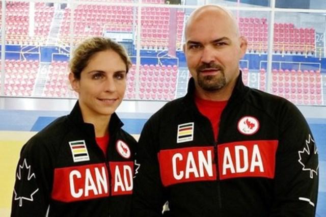 Judo Canada et le Comité paralympique canadien ont annoncé, aujourd'hui, que Priscilla Gagné, installée à Montréal, et Tony Walby, d'Ottawa, ont été mis en nomination pour la sélection dans Équipe Canada pour les Jeux paralympiques de Rio 2016 qui auront lieu en septembre. (Groupe CNW/Comité paralympique canadien (CPC))