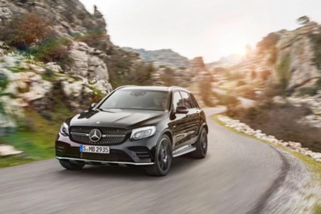 Comparées à celles de la même période de 2015, les ventes de véhicules utilitaires légers de luxe enregistrées depuis le début de l'année 2016 – qui se montent à 16 231 unités – affichent une augmentation de 10,3 %. (Groupe CNW/Mercedes-Benz Canada Inc.)